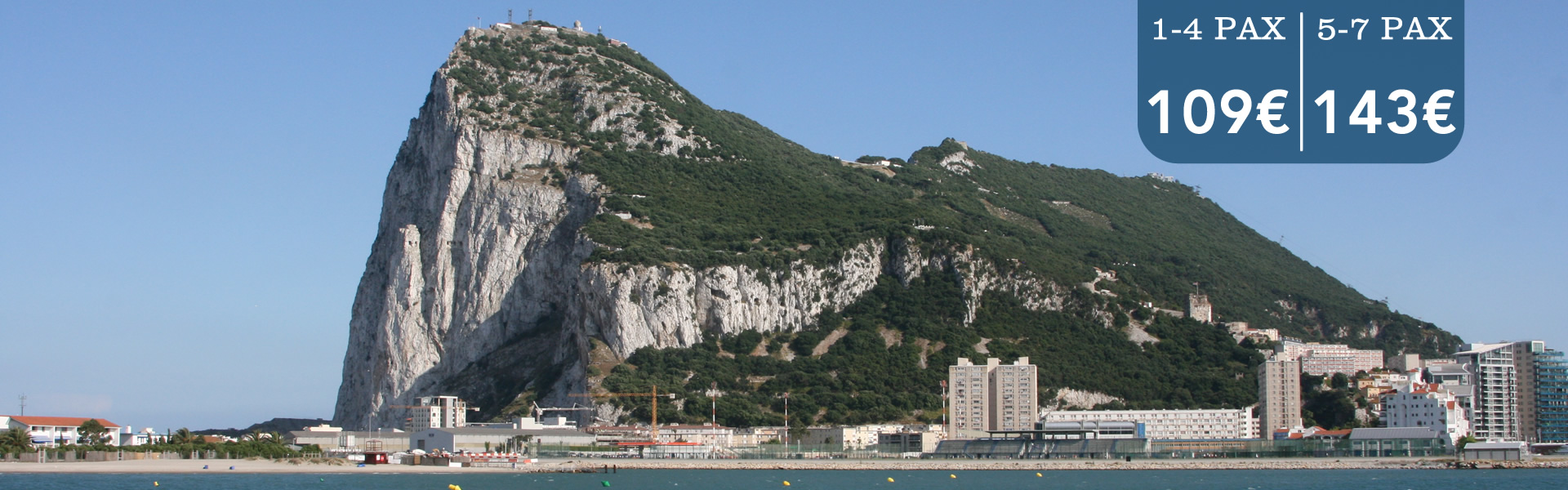 Malaga Cabbie - Best Destinations - Malaga Airport Transfers to Gibraltar