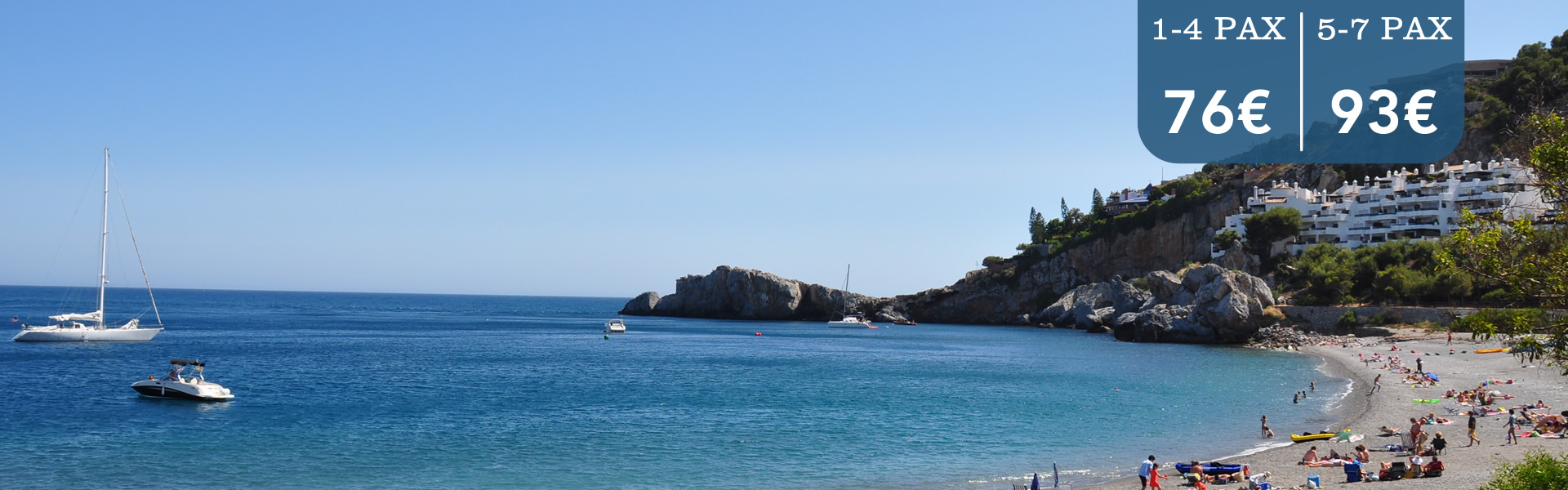 Malaga Cabbie - Best Destinations - Malaga Airport Transfers to La Herradura