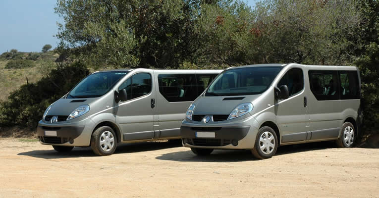5 to 7 PAX – Van Transfers
