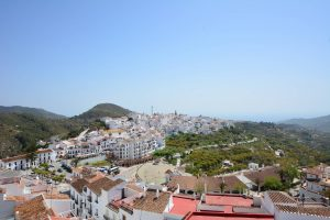 transfers from malaga airport to frigiliana