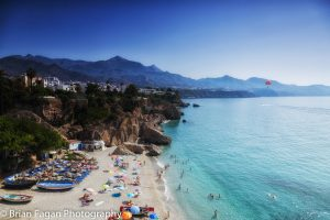 transfers from malaga airport to nerja
