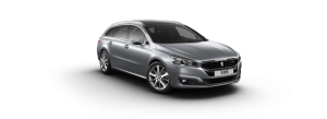 Fleet Premium Car 1-4 PAX: Peugeot 508 Station Wagon or similar