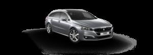 Premium Car 1-4 PAX: Peugeot 508 Station Wagon or similar