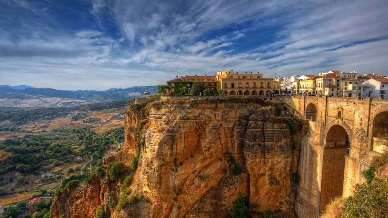 Searching for your transfer to Ronda from Málaga Airport? | We'll help you!