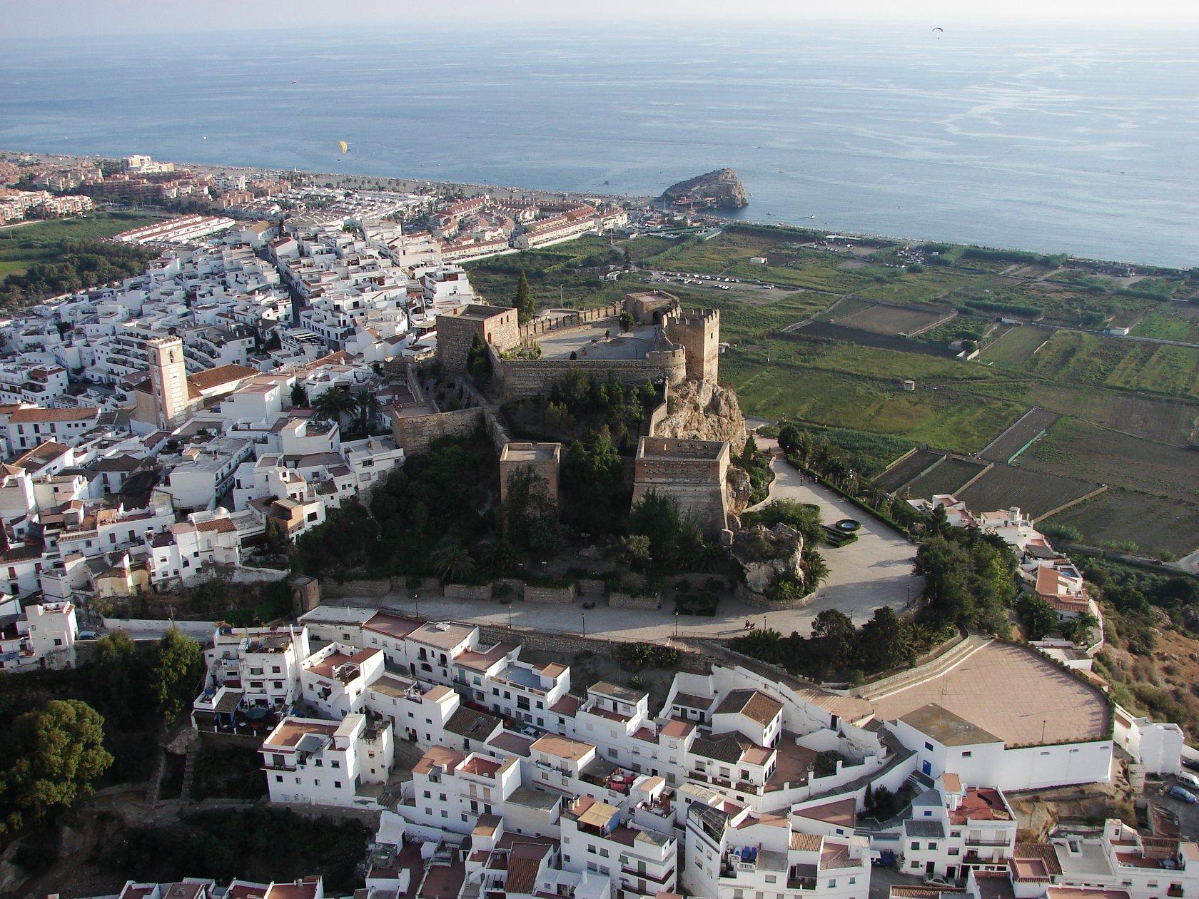 castillo de motril transfer to motril from malaga airport