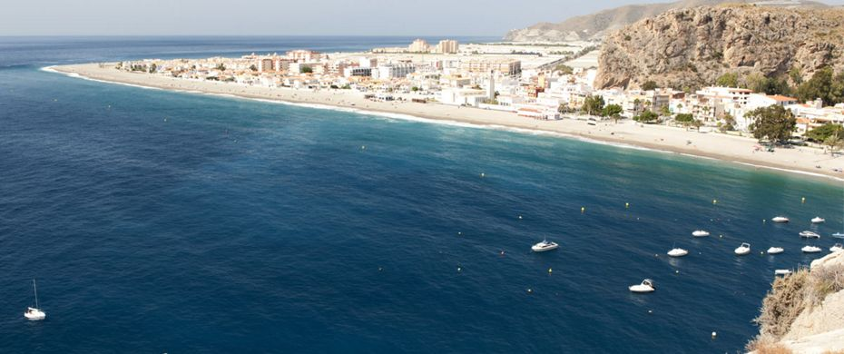 playa de Motril transfer to Motril from Malaga Airport