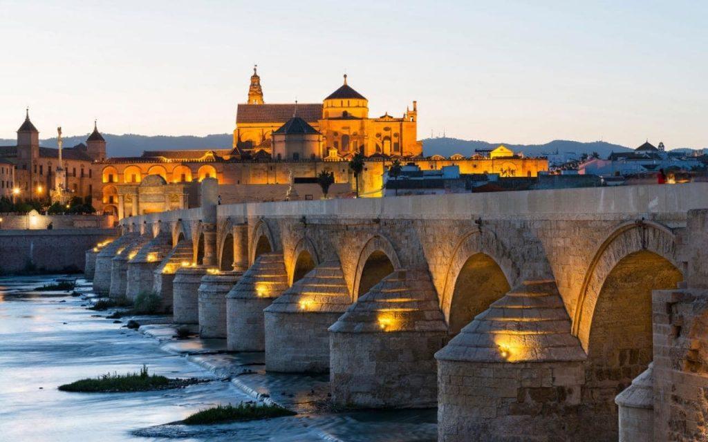portada transfer to Cordoba from Malaga Airport