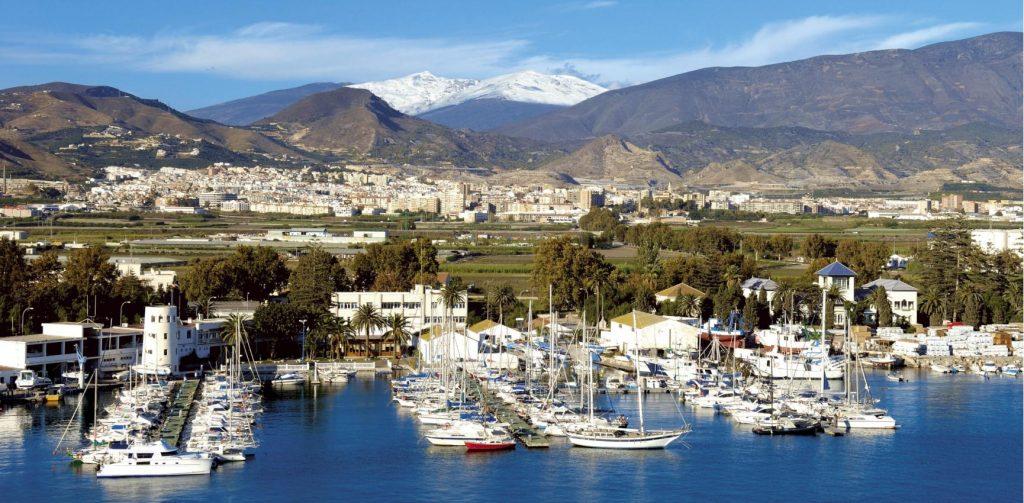 portada transfer to Motril from Malaga Airport