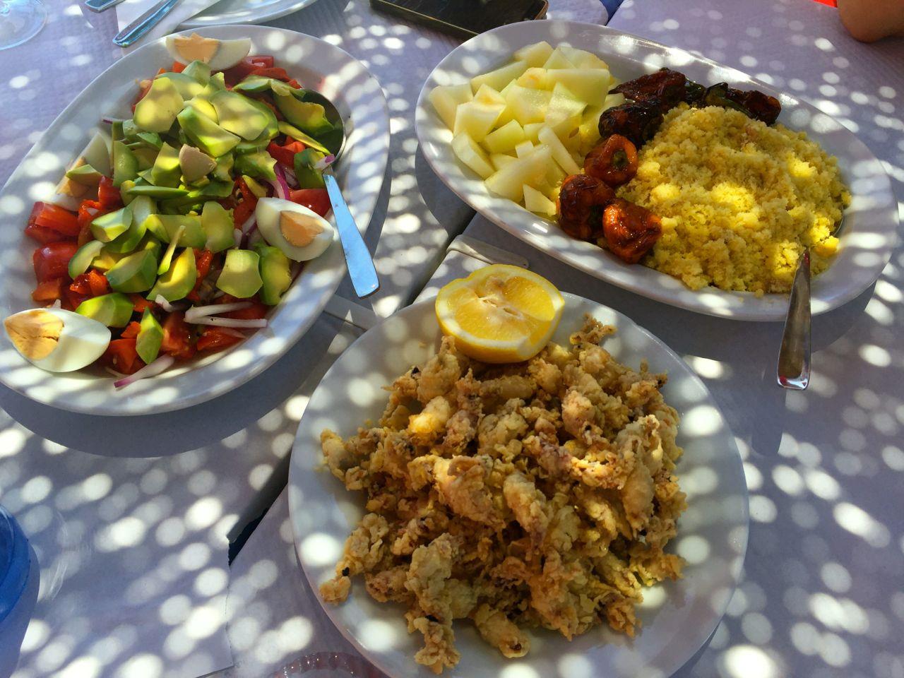 gastronomia transfer to Salobreña from Malaga Airport