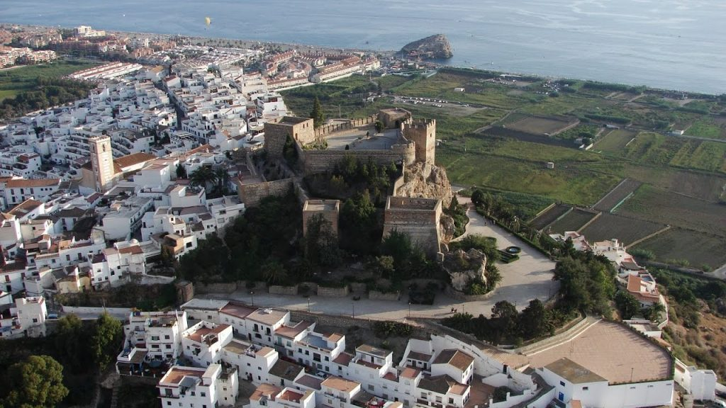 portada transfer to Salobreña from Malaga Airport