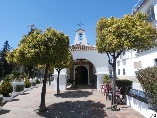ermita san antonio transfer to Cómpeta from Malaga Airport