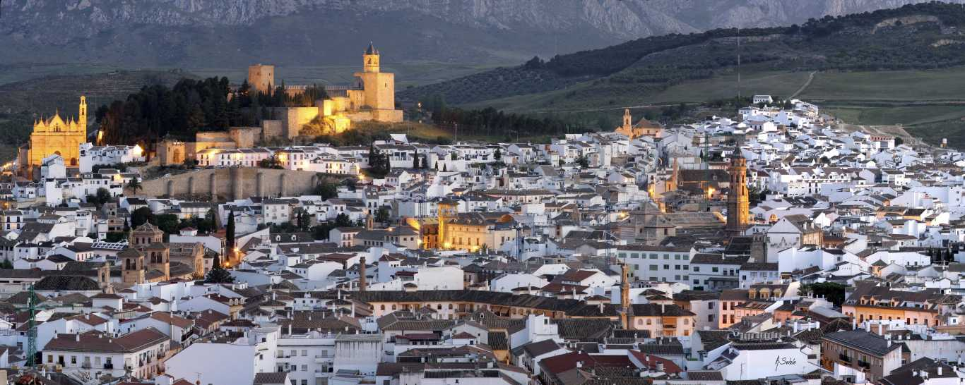 transfers from malaga airport to antequera