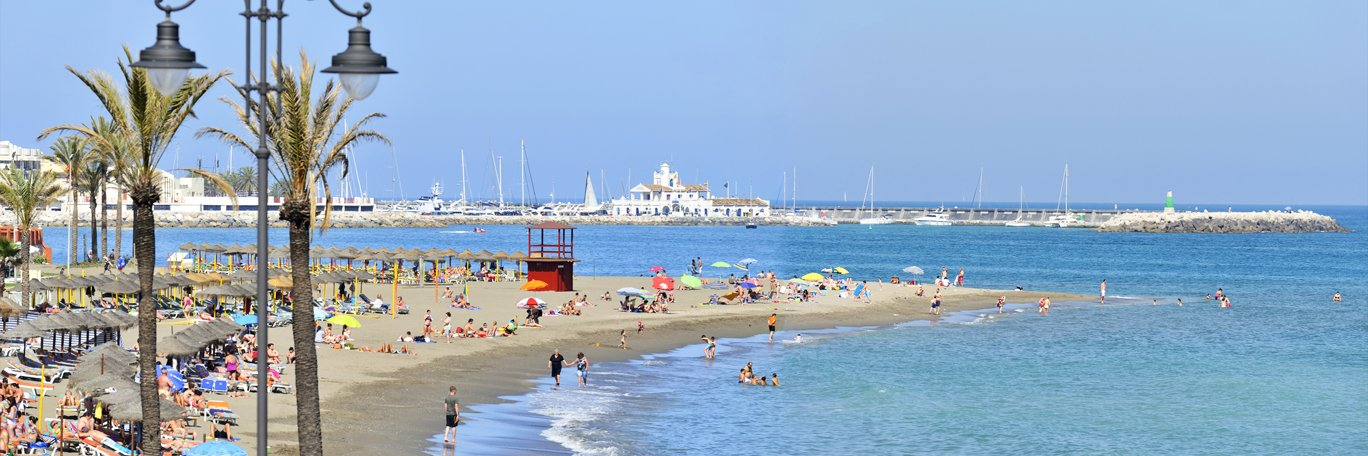 transfers from malaga airport to benalmadena village