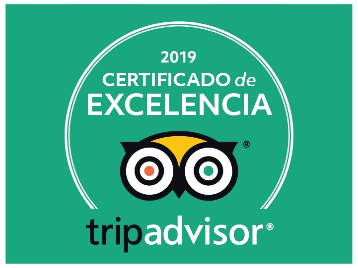 MalagaCabbie TripAdvisor's Certificate of Excellence 2019
